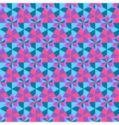 Abstract seamless background Mosaic vector