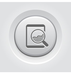 Business Analysis Icon vector