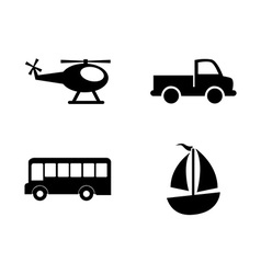 Conveyance icon vector