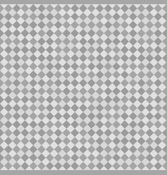 Diamond checkered pattern seamless vector