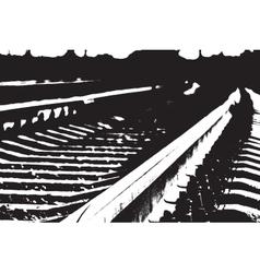 Railroad vector