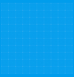 wide blueprint background vector image
