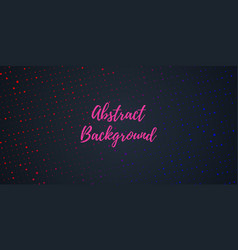 Abstract background with gradient effect dark vector