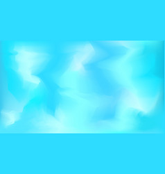Abstract bright mesh blue sky background vector