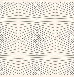 geometric seamless texture stripes pattern vector image