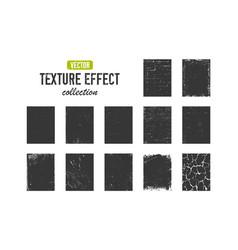 texture grange set vector image