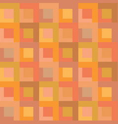 Abstract colorful background color-block seamless vector