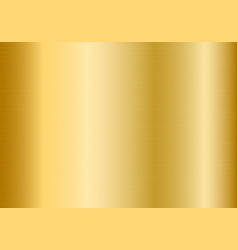 brilliant gold gradient vector image