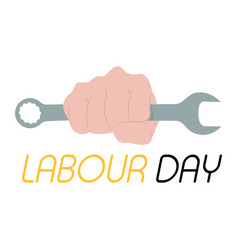 happy work day vector image