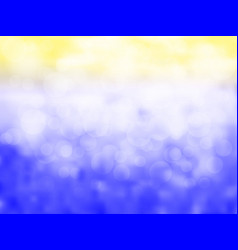 bokeh color full with blur background vector image vector image