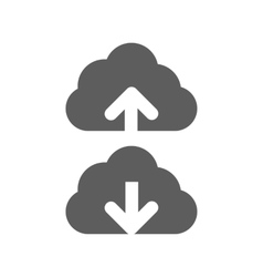 Backup icon vector