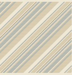Beige vintage striped plaid seamless pattern vector
