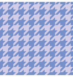 Houndstooth tile blue background wallpaper vector