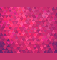 triangles seamless geometric background abstract vector image