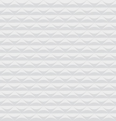 Seamless white texture background vector image vector image