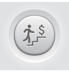 Make More Money Icon Business Concept vector image