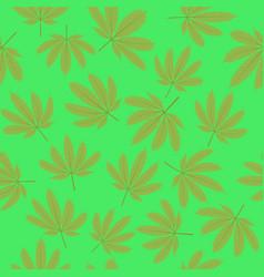 Marijuana vector