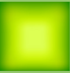 bright colorful modern smooth juicy green yellow vector image