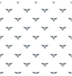 Legion wing pattern seamless vector