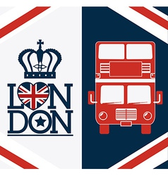 London design vector image