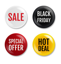 sale badge isolated white background vector image
