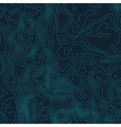 Topographic map background concept with space for vector