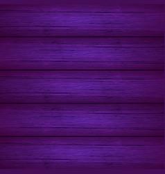 Dark violet wooden planks texture vector