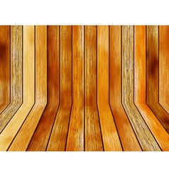 Abstract wooden flooring background EPS8 vector image vector image
