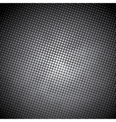 Abstract grey halftone background vector