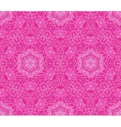 Pink mosaical background vector