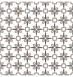 Abstract Seamless Geometric Islamic Wallpaper vector image