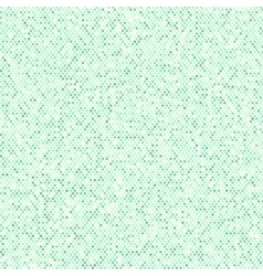 Green Halftone Pattern Dotted Background vector image