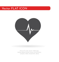 life icon for web business finance and vector image