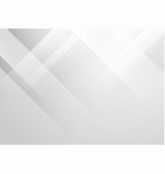 Grey abstract technology minimal background vector