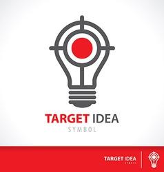 Target idea vector