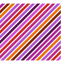 violet abstract striped background colorful line vector image