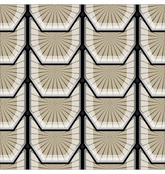 Abstract background with fish scales vector image