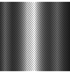 metal grid background- vector image vector image