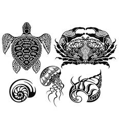 Crustacean vector