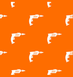 drill pattern seamless vector image
