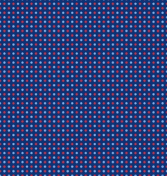 Seamless nautical polka dots vector