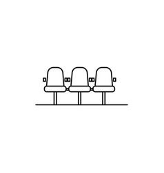 waiting room icon vector image