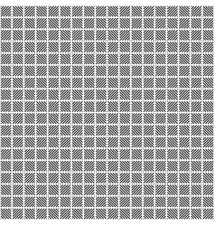 Black squares on white vector