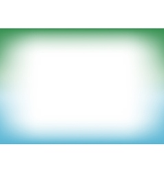 Emerald Water Copyspace Background vector image