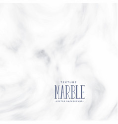 Soft marble texture background vector