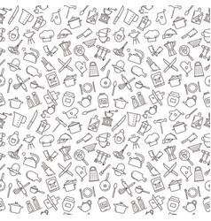 a large seamless pattern on the theme of the vector image