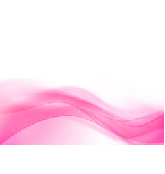 curve and blend light pink abstract background 006 vector image