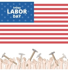International Workers Day vector image