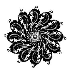 Beautiful Deco Circle vector image vector image
