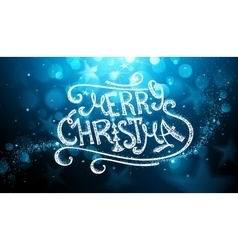 Hand Drawn Christmas Card vector